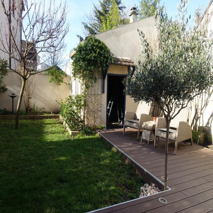Offres de vente Maison La Garenne-Colombes (92250)
